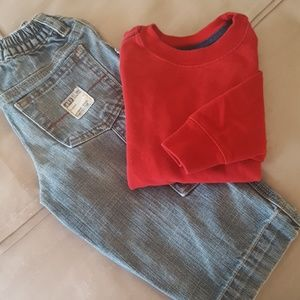 Other - Bundle of Kid's Jean and Top